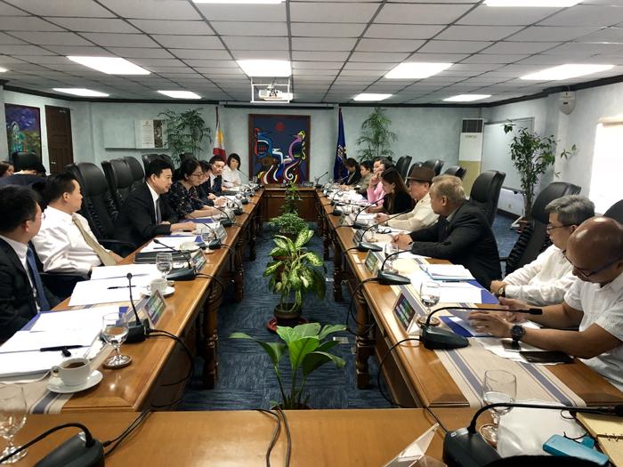 文化和旅游部副部长率团成功访问菲
