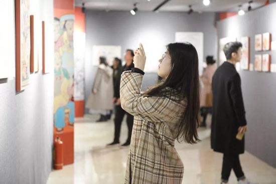 冯骥才:2020——年画与年文化特展