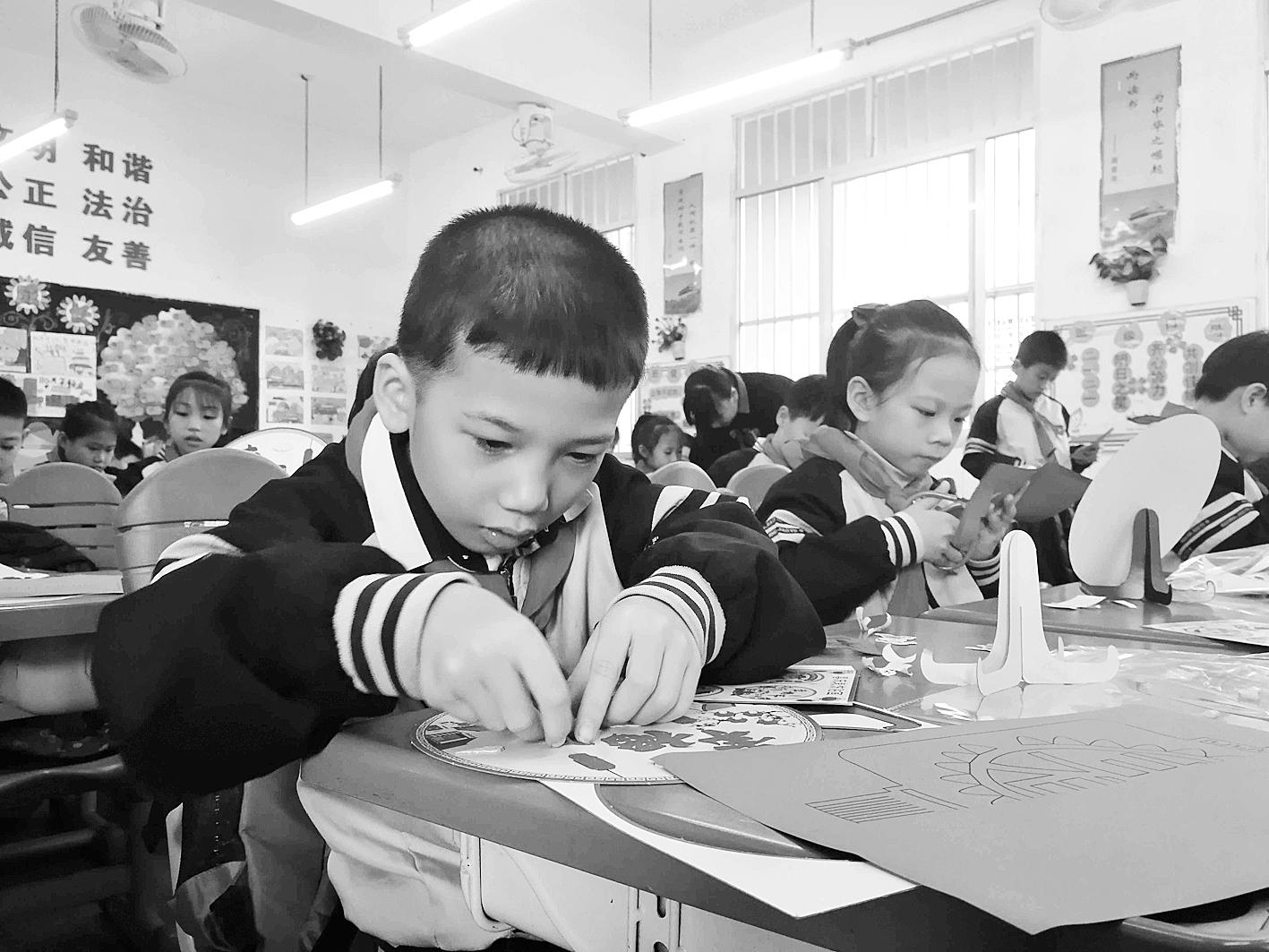 让孩子们过个文化年_广西壮族自治区-南宁市-赣州-闽南-