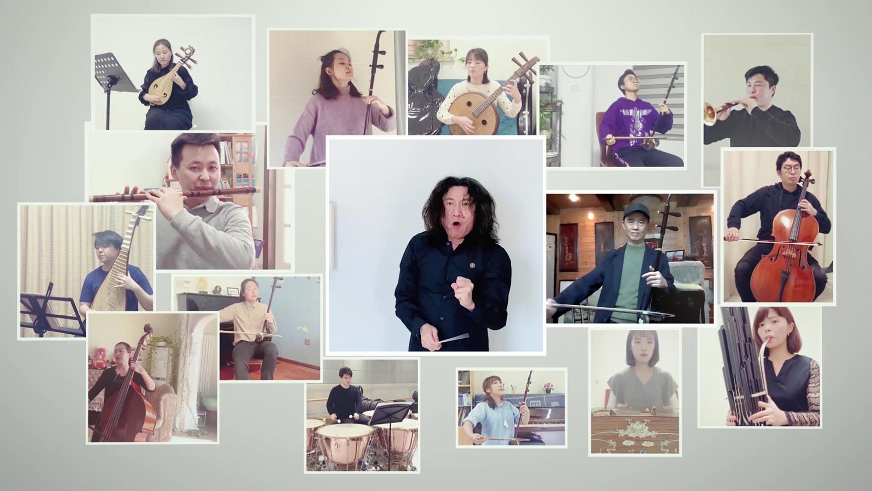 我们复工啦!苏州民族管弦乐团邀您来听_复工-苏州-西京-音乐会-